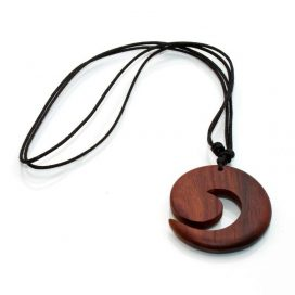 Hout ketting