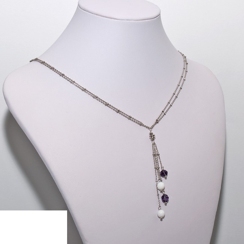 ketting staal dames